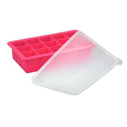 Portion silicone avec couvercle