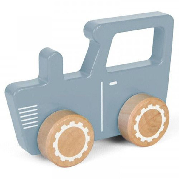 Tracteur en bois Little Dutch
