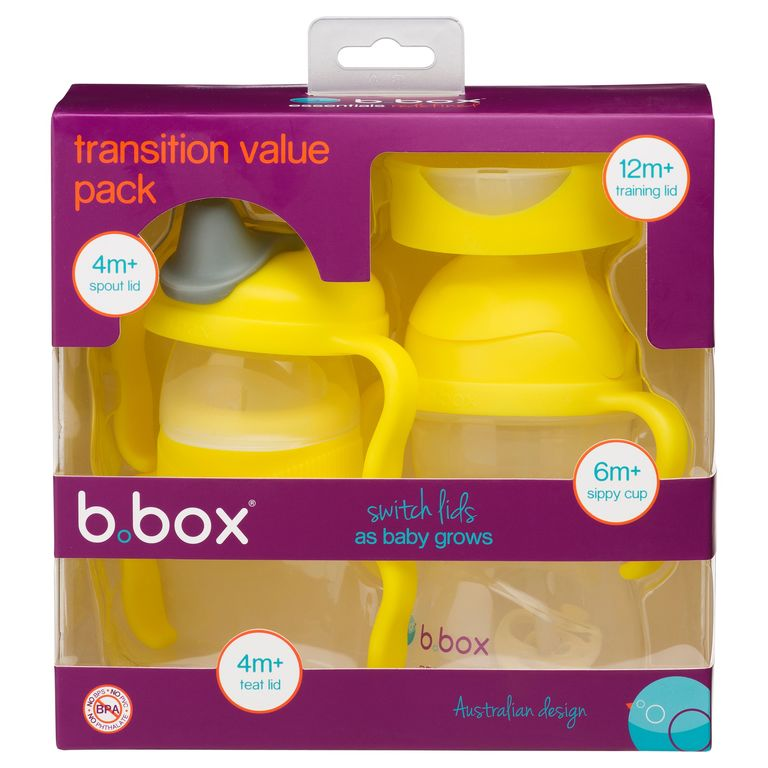 Tasse Evolutive 4 en 1 B box