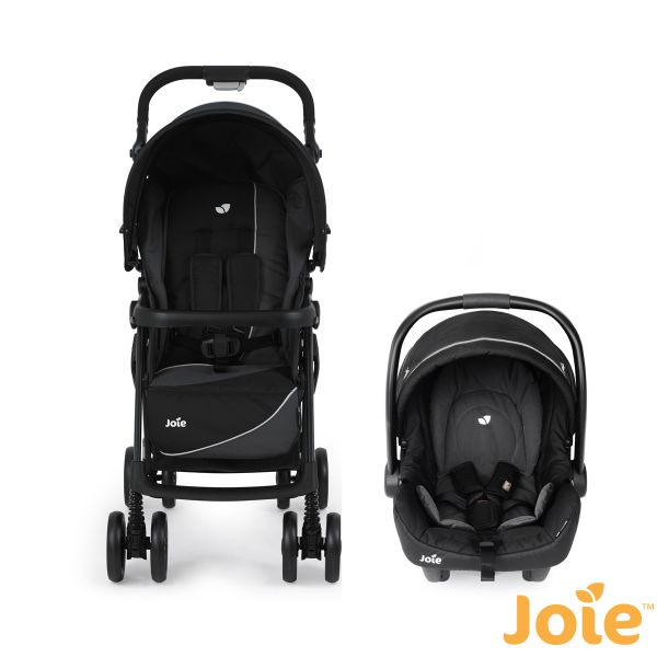Ensemble poussette DUO Aire Step LX + coque GEmm