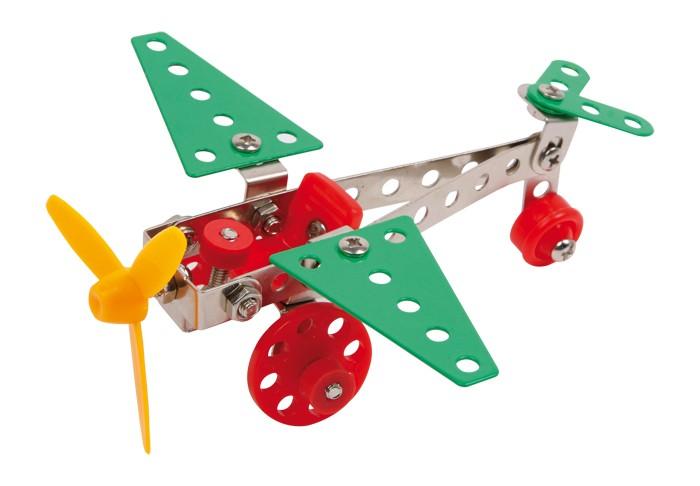 Как сделать самолёт с конструктора